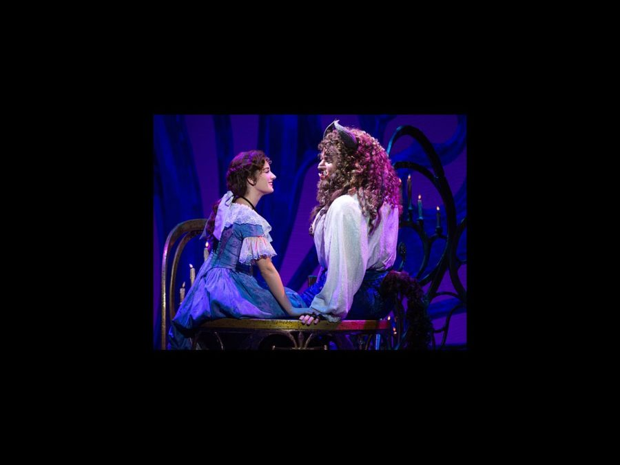 TOUR - Beauty and the Beast - NOS - wide - 11/15