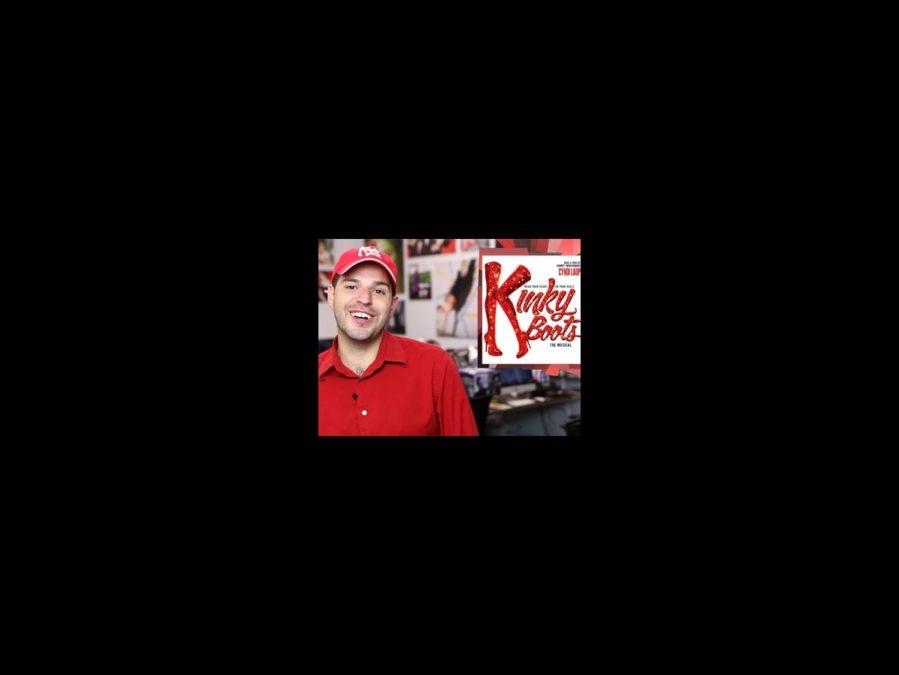 The Broadway.com Show - Josh Ferri - Tony Episode