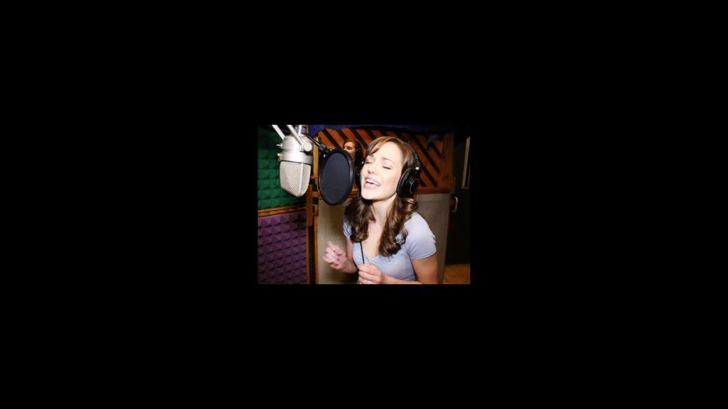 On the Scene - Cinderella Recording - Laura Osnes - 5/13