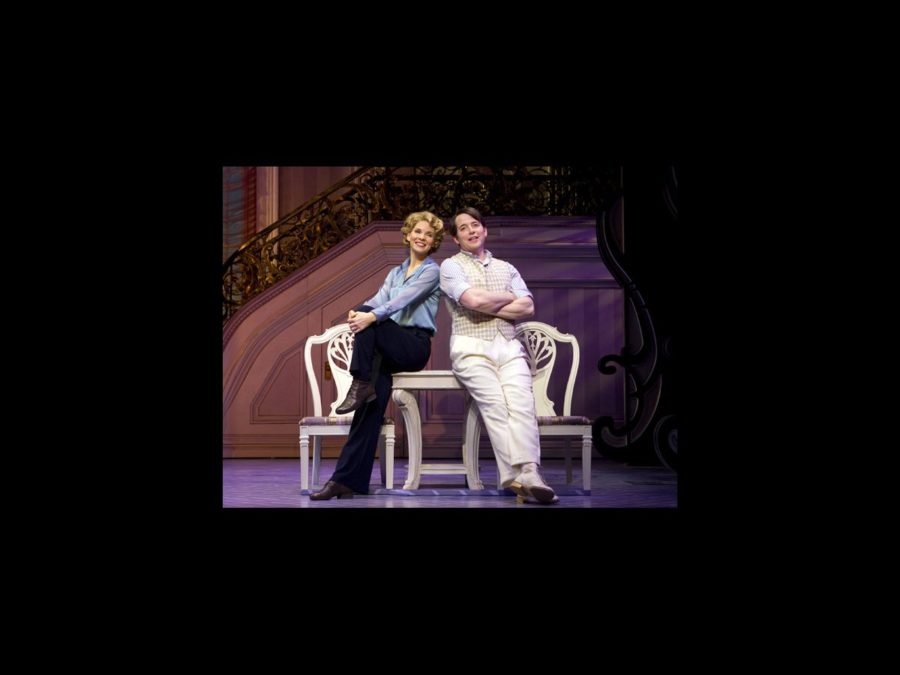 PS - Nice Work If You Can Get It - Kelli O'Hara - Matthew Broderick - wide - 4/12