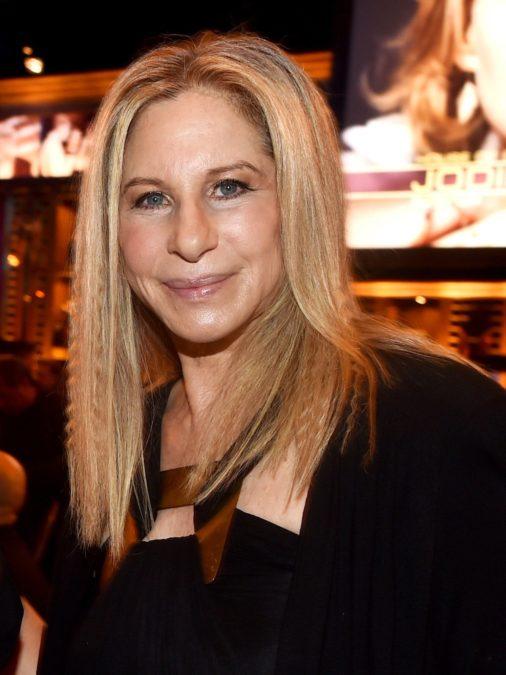 Barbra Streisand - GETTY - 4/16 - Alberto E. Rodriguez/Getty Images