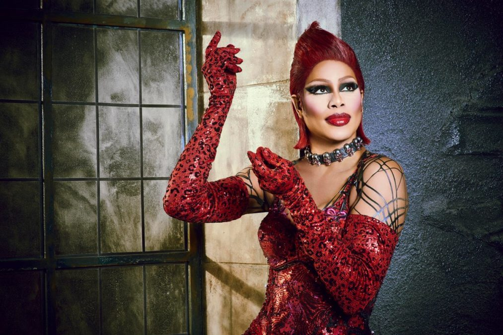 Press - Rocky Horror - Laverne Cox - photo -Steve Wilkie/FOX - 10/16