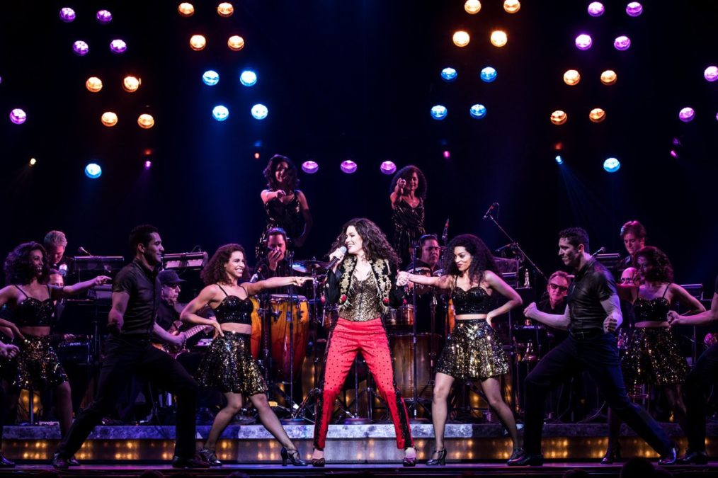 Show Photos - On Your Feet - National Tour - Christie Prades - 10/17 - Photo: Matthew Murphy