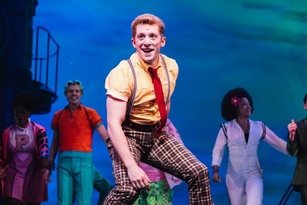 OP - SpongeBob SquarePants Broadway Opening - 12/17 - Emilio Madrid-Kuser