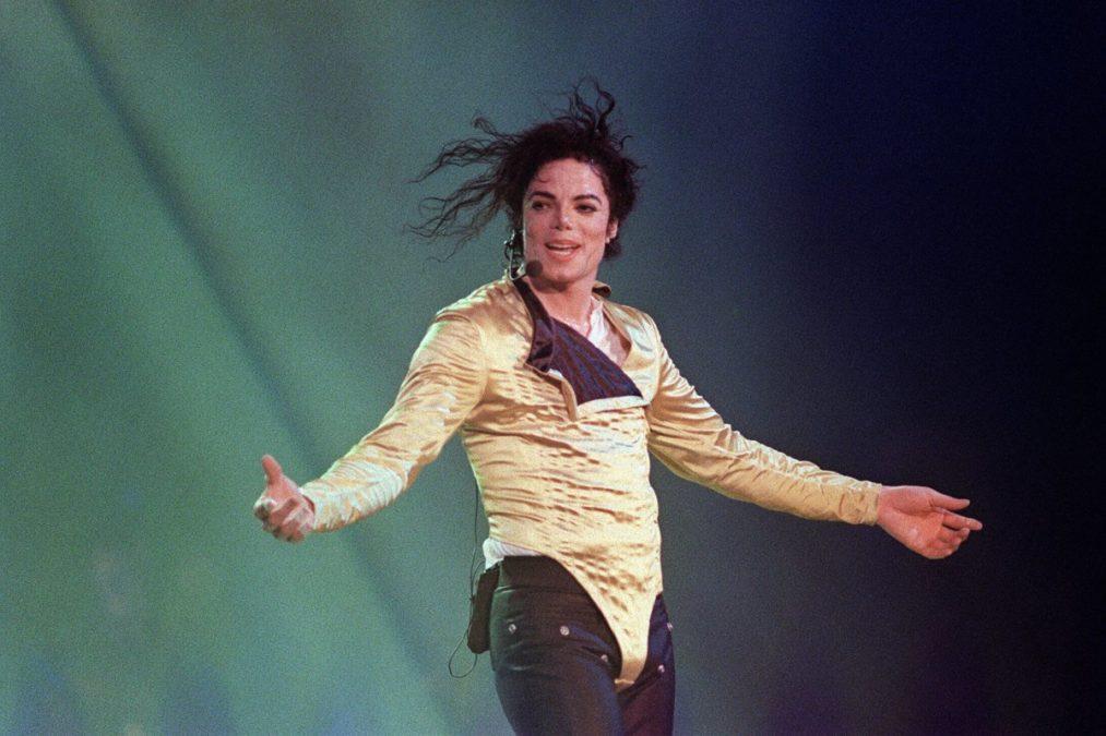 Michael Jackson - 06/1996 - Francis Sylvain/Getty Images