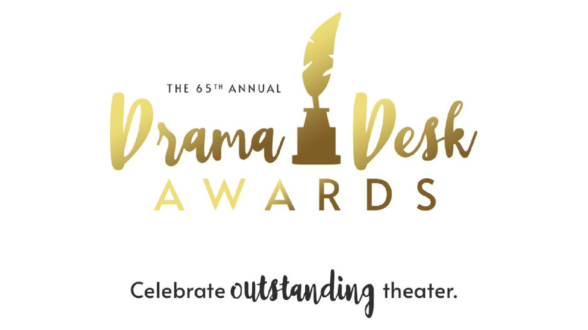 Drama Desk Awards logo without date - 03/2020
