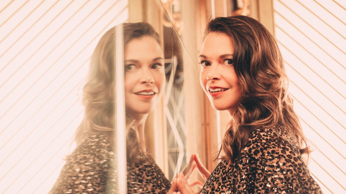 Drama League Gala - Honoring Sutton Foster - Sutton Foster -  10/19 - Caitlin McNaney