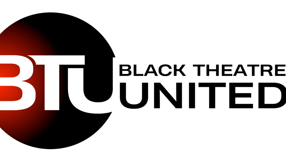 Black Theatre United - Logo - 6/21