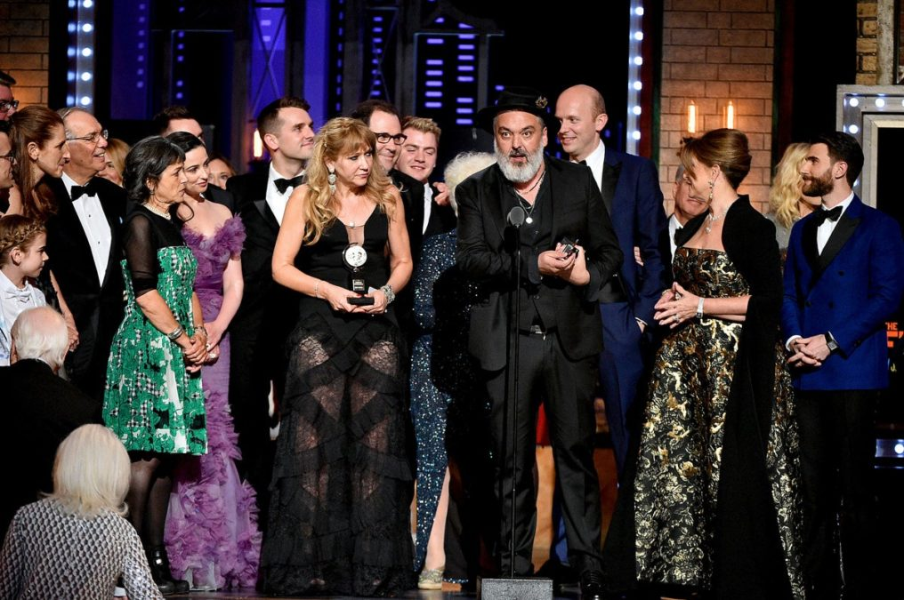 The Ferryman - Tony Win - Best Play - 2019 - Getty Images